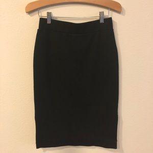 Madewell Skirts - Madewell Column Side-Slit Skirt